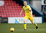 Ross County v St Johnstone…18.02.17     SPFL    Global Energy Stadium, Dingwall<br />Steven Anderson<br />Picture by Graeme Hart.<br />Copyright Perthshire Picture Agency<br />Tel: 01738 623350  Mobile: 07990 594431