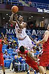 NCAA Basketball - Seattle vs. UTA