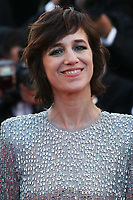 CHARLOTTE GAINSBOURG - RED CARPET OF THE OPENING CEREMONY AND OF THE FILM 'LES FANTOMES D'ISMAEL' AT THE 70TH FESTIVAL OF CANNES 2017