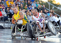2013 Wheelchair Rugby Tri-Nations