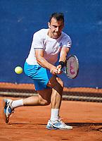September 01, 2014,Netherlands, Alphen aan den Rijn, TEAN International, Lorenzo Giustino (ITA)<br /> Photo: Tennisimages/Henk Koster