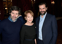 JALIL LESPERT - NATHALIE BAYE - GREGORY FITOUSSI - CHINESE BUSINESS CLUB - 28/04/2017 - Paris - France