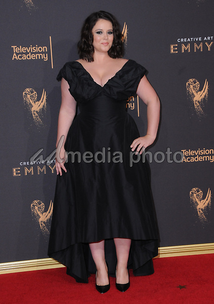 10 September  2017 - Los Angeles, California - Kether Donohue. 2017 Creative Arts Emmys - Arrivals held at Microsoft Theatre L.A. Live in Los Angeles. Photo Credit: Birdie Thompson/AdMedia