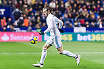 Gareth Bale of Real Madrid in action during the La Liga 2017-18 match between Levante UD and Real Madrid at Estadio Ciutat de Valencia on 03 February 2018 in Valencia, Spain. Photo by Maria Jose Segovia Carmona / Power Sport Images