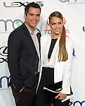 Cash Warren and Jessica Alba at The 2012 Environmental Media Awards held at Warner Brothers Pictures Studio in Burbank, California on September 29,2012                                                                               © 2012 Hollywood Press Agency