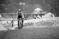course recon & training<br /> <br /> 2015 UCI World Championships Cyclocross <br /> Tabor, Czech Republic