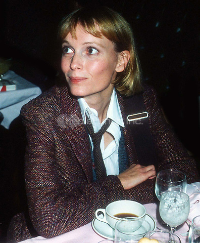 Mia Farrow 1977<br /> Photo By John Barrett/PHOTOlink.net / MediaPunch