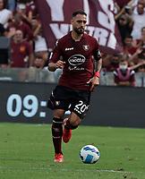 2nd October 2021; Arechi Stadium, Salerno, Italy; Serie A football, Salernitana versus Genoa : Caleb Ekuban of Genoa