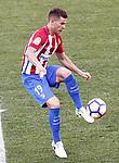 Atletico de Madrid's Lucas Hernandez during La Liga match. April 15,2017. (ALTERPHOTOS/Acero)