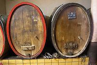 wooden vats dom paul zinck eguisheim alsace france