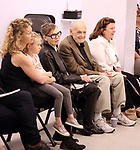 Charles Strouse and family during the Children's Theatre of Cincinnati presentation for composer Charles Strouse of 'Superman The Musical' at Ripley Grier Studios on June 8, 2018 in New York City.