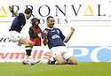 11/08/2007       Copyright Pic: James Stewart.File Name : sct_jspa02_falkirk_v_celtic.MICHAEL HIGDON CELEBRATE AFTER HE SCORES FALKIRK'S FIRST....James Stewart Photo Agency 19 Carronlea Drive, Falkirk. FK2 8DN      Vat Reg No. 607 6932 25.Office     : +44 (0)1324 570906     .Mobile   : +44 (0)7721 416997.Fax         : +44 (0)1324 570906.E-mail  :  jim@jspa.co.uk.If you require further information then contact Jim Stewart on any of the numbers above........