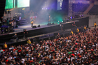 Pictured: Manic Street Preachers Saturday May 2016<br /> Re: Manic Street Preachers at the Liberty Stadium, Swansea, Wales, UK