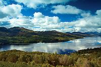 Loch Katrine, Loch Lomond and the Trossachs National Park, Stirlingshire