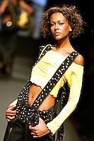 Roma 29/1/2004 <br /> Alta Moda Roma - Haute Couture - Fashion<br /> Dress collection of Poland stylist Ewa Minge<br /> Foto Andrea Staccioli Insidefoto