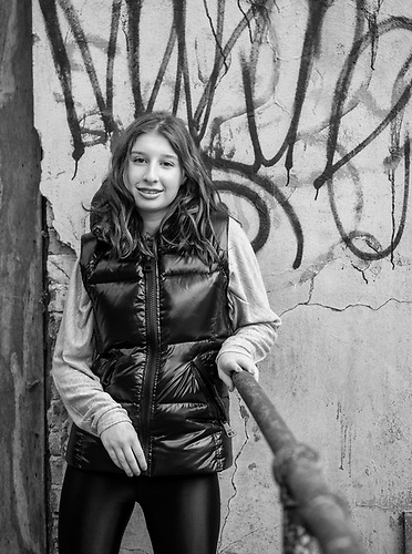 Sarina's Bat Mitzvah Family Portraits