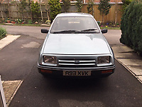 BNPS.co.uk (01202 558833)<br /> Pic: Denis Findlay/BNPS<br /> <br /> Denis has had the car for 40 years<br /> <br /> A man who was given a Ford Sierra as a company car almost 40 years ago loved it so much that he bought it and has kept it ever since.<br /> <br /> Denis Findlay was given the motor in October 1983 as a perk while working as an operations executive for British Shipbuilders.<br /> <br /> When Denis was made redundant two years later he was told he could hold onto the car as part of his leaving package.<br /> <br /> Although he found a new job and was given another company car, he stowed the Ford Sierra GL away in a garage.