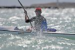 South Island Surf Ski Championship, 24-26 Feb, Nelson, 25/02/12  Photo: Shaun Bowie / Shuttersport