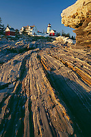 Pemaquid Point Lighthouse<br /> Pemaquid Point<br /> Lincoln County<br /> Maine