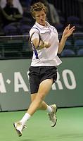 6-2-10, Rotterdam, Tennis, ABNAMROWTT, First quallifying round, Jannick Lupescu