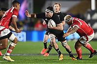 3rd July 2021, Auckland, New Zealand;  Luke Jacobson. New Zealand All Blacks versus Tonga, Steinlager Series, international rugby union test match. Mt Smart Stadium, Auckland. New Zealand.