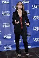 SANTA BARBARA, CA - JANUARY 31: Melissa Leo at the 29th Santa Barbara International Film Festival - Outstanding Director Award Honoring David O. Russell held at Arlington Theatre on January 31, 2014 in Santa Barbara, California. (Photo by David Acosta/Celebrity Monitor)