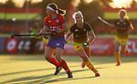 Southern Alpiners v Central Falcons. Sentinel Homes Hockey Premier League Waikato Hockey, Hamilton, New Zealand. Photo: Simon Watts/www.bwmedia.co.nz/HockeyNZ