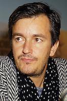 Le cineaste Jean-Jacques Beinex dans les annes 80 <br /> <br /> PHOTO : Pierre Roussel -  Agence Quebec Presse
