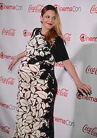 LAS VEGAS, NV - March 27: Female Star of the Year Award winner Drew Barrymore at the CinemaCon Big Screen Achievement Awards on March 27, 2014 in Las Vegas, Nevada. © Kabik/ Starlitepics