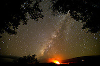 Hawaii Volcanoes National Park. Hawaii. USA.