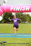 2021-05-23 Three Forts Challenge 07 AB Finish