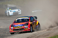 Tristan Ovenden, Citroen DS3, BRX Supercars exits Chessons during the 5 Nations BRX Championship at Lydden Hill Race Circuit on 31st May 2021