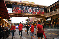 Orlando, FL - Friday Oct. 06, 2017: US Soccer  before a 2018 FIFA World Cup Qualifier between the men's national teams of the United States (USA) and Panama (PAN) at Orlando City Stadium.