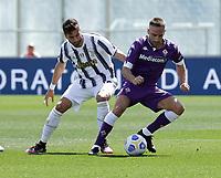 Rodrigo Bentancur of Juventus f7\ during the  italian serie a soccer match,Fiorentina - Juventus at  theStadio Franchi in  Florence Italy ,