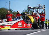 NHRA Mello Yello Drag Racing Series<br /> Dodge NHRA Nationals<br /> Maple Grove Raceway<br /> Reading, PA USA<br /> Saturday 23 September 2017 Doug Kalitta, Mac Tools, top fuel dragster<br /> <br /> World Copyright: Mark Rebilas<br /> Rebilas Photo