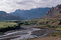 Indien, Ladakh (Jammu+Kashmir), Berglandschaft