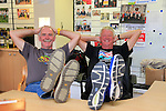 Dave and Gerry Coffee Morning