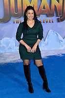 "LOS ANGELES, USA. December 10, 2019: Jordin Sparks at the world premiere of ""Jumanji: The Next Level"" at the TCL Chinese Theatre.<br /> Picture: Paul Smith/Featureflash"