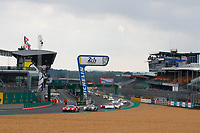 #61 LUZICH RACING (CHE)  FERRARI 488 GTE EVO LM GTE AM  EVO FRANCESCO PIOVANETTI (USA) OSWALDO NEGRI (USA) COME LEDOGAR (FRA)