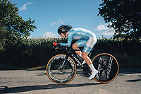 6th October 2021 Womens Cycling Tour, Stage 3. Individual Time Trial; Atherstone to Atherstone. Amy Pieters.