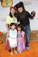UNIVERSAL CITY, CA - OCTOBER 21:  Ken Jeong at the Camp Ronald McDonald for Good Times 20th Annual Halloween Carnival at the Universal Studios Backlot on October 21, 2012 in Universal City, California. © mpi28/MediaPunch Inc. /NortePhoto