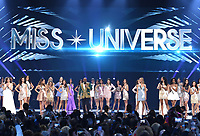 ATLANTA, GA - DECEMBER 8: 2019 MISS UNIVERSE: Steve Harvey hosts the 2019 MISS UNIVERSE competition airing LIVE onSunday, Dec. 8(7:00-10:00 PM ET live/PT tape-delayed) on FOX. (Photo by Frank Micelotta/FOX/PictureGroup)
