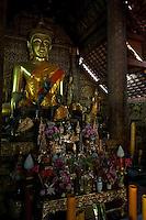 Temples, Monasteries and amzing artifacts in Luang Prabang, Laos