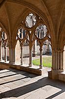 Europe/France/Aquitaine/64/Pyrénées-Atlantiques/Pays-Basque/Bayonne: Cloitre de la Cathédrale Sainte-Marie