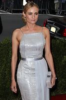 "NEW YORK CITY, NY, USA - MAY 05: Diane Kruger at the ""Charles James: Beyond Fashion"" Costume Institute Gala held at the Metropolitan Museum of Art on May 5, 2014 in New York City, New York, United States. (Photo by Xavier Collin/Celebrity Monitor)"