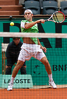 31-05-10, Tennis, France, Paris, Roland Garros,   Robby Ginepri