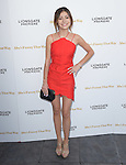 G. Hannelius attends The Lionsgate Premiere of She's Funny That Way held at The Harmony Gold Theatre  in Los Angeles, California on August 19,2015                                                                               © 2015 Hollywood Press Agency