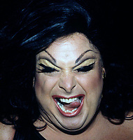 Harris Glenn Milstead (October 19, 1945 – March 7, 1988) was an American singer & actor, known by his drag persona Divine<br /> Digital photo by Adam Scull-PHOTOlink<br /> Photo By Adam Scull/PHOTOlink.net