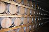 wooden wine barrels in the wine cellar of the Bodega <br /> Jose L. Ferrer in Binissalem<br /> <br /> barricas de roble en la Bodega José L. Ferrer en Binissalem<br /> <br /> Eichenholzfässer in dem Weinkeller des Weinguts Jose L. Ferrer in Binissalem<br /> <br /> 1840 x 1232 px<br /> 150 dpi: 31,16 x 20,86 cm<br /> 300 dpi: 15,58 x 10,43 cm<br /> Original: 35 mm