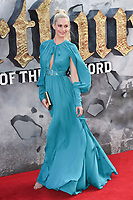"""Poppy Delevingne<br /> at the premiere of """"King Arthur:Legend of the Sword"""" at the Empire Leicester Square, London. <br /> <br /> <br /> ©Ash Knotek  D3265  10/05/2017"""
